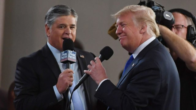 fox-news'-sean-hannity-will-interview-trump-as-part-of-super-bowl-sunday-coverage