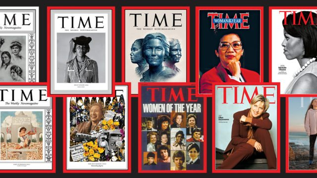 time-releases-100-covers-to-celebrate-a-woman-of-the-year-for-the-past-century